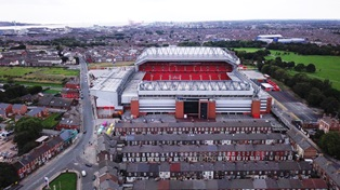 picture of anfield stadium