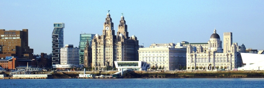 picture of Liverpool waterfront